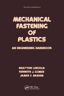Mechanical Fastening of Plastics