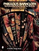 Fabulous Barkcloth Book