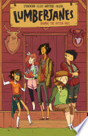 Lumberjanes Vol. 1 Noelle Stevension, Grace Ellis Cover