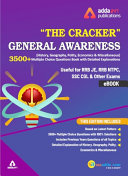 The Cracker General Awareness MCQ eBook for RRB JE  NTPC  SSC and other Exams 2019  English Edition