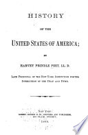 History of the United States of America  Book