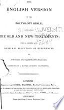 The English Version of the Polyglott Bible Book PDF