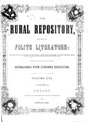 Pdf The Rural Repository Devoted to Polite Literature