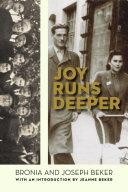 Joy Runs Deeper Pdf/ePub eBook