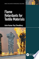 Flame Retardants for Textile Materials Book