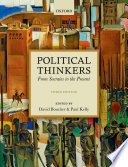 Political Thinkers Book