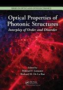 Optical Properties of Photonic Structures Pdf/ePub eBook