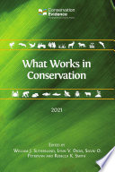 What Works in Conservation 2021 Book