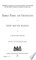 Edible Fishes And Crustaceans Of New South Wales