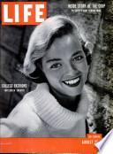 25 aug. 1952