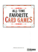All time Favorite Card Games