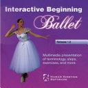 Interactive Beginning Ballet Book