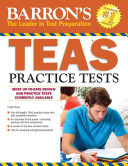 Barron s TEAS Practice Tests