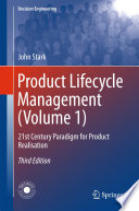 Product lifecycle management/Volume 1