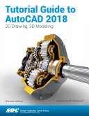 Pdf Tutorial Guide to AutoCAD 2018 Telecharger