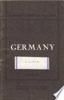 Oecd Economic Surveys Germany 1964