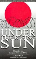 Under the Rising Sun Book