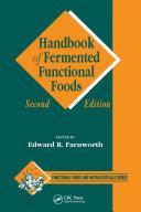 Handbook of Fermented Functional Foods