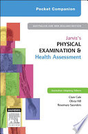 Pocket Companion Jarvis's Physical Examination and Health Assessment