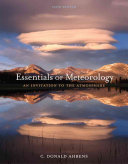 Essentials of Meteorology: An Invitation to the Atmosphere ebook