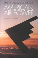 Pdf The Transformation of American Air Power