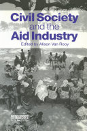 Civil Society and the Aid Industry [Pdf/ePub] eBook