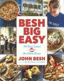 Besh Big Easy Book