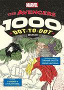 Marvel's Avengers 1000 Dot-to-Dot