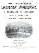 The Illustrated Dublin Journal