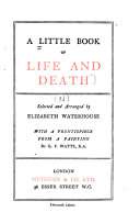 A Little Book of Life and Death