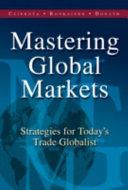 Mastering Global Markets