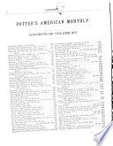 Potter s American Monthly Book
