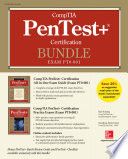 Comptia Pentest Certification Bundle Exam Pt0 001  Book PDF