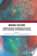 Making Culture Book