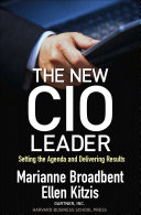 Pdf The New CIO Leader Telecharger