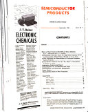 Semiconductor Products