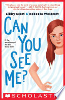Can You See Me  Book PDF