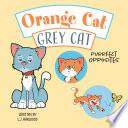 Orange Cat Grey Cat