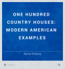 One Hundred Country Houses