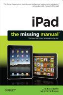 iPad: The Missing Manual [Pdf/ePub] eBook