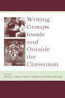 Pdf Writing Groups Inside and Outside the Classroom