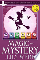 Magic and Mystery Bundle Books 1 6 Book