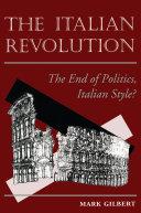 The Italian Revolution