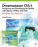 Adobe Dreamweaver CS5.5 Studio Techniques