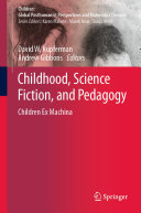 Childhood, Science Fiction, and Pedagogy Pdf/ePub eBook