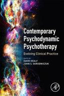 Contemporary Psychodynamic Psychotherapy