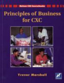 Principles of Business for CXC