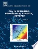 CO2 in Seawater