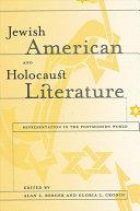 Jewish American and Holocaust Literature