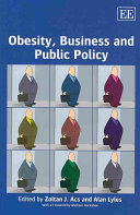 Obesity  Business and Public Policy